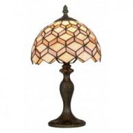 Luce Ambiente Design Liberty Tiffany namizna svetilka Ø 200 ↕ 350