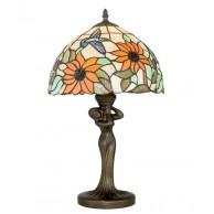 Luce Ambiente Design Dafne Tiffany namizna svetilka Ø 300 ↕ 460