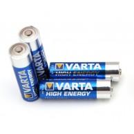 Varta High Energy baterija AAA 1,5 V 4 + 2 gratis