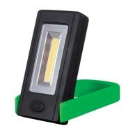 COB LED delovna svetilka 3 x AAA ↔ 130 ↕ 68