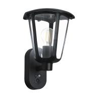 Eglo Montevecchio-HD zunanja senzorska svetilka s HD kamero ↔ 250 ↕ 330 IP44