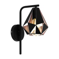 Eglo Carlton 4 stenska svetilka  ↕ 315 ↔ 160
