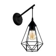 Eglo Tarbes stenska svetilka ↕ 155 ↔ 375
