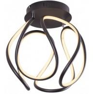 Maxlight Twist C0147 stropna LED svetilka Ø 400 ↕ 370