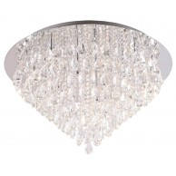 Maxlight Corleone C0046 stropna svetilka Ø 750 ↕ 400