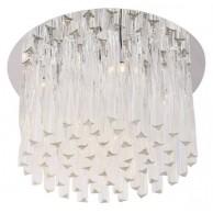 Maxlight Bilbao 3817/10C stropna svetilka Ø 500 ↕ 350