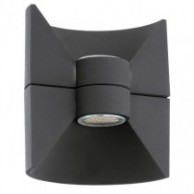 Eglo Redondo zunanja stenska svetilka antracit IP44 160 x 175 x 125