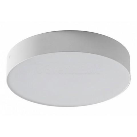 Azzardo Monza II R 50 stropna svetilka Ø 500 ↕ 55 4000 K zatemljiva