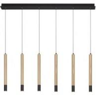 Azzardo Izolda 6 viseča svetilka ↕ 1500 ↔ 1000