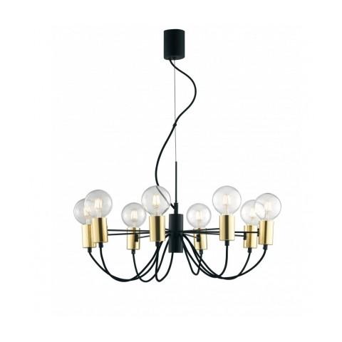 Luce Ambiente Design Axon viseča svetilka Ø 660 ↕ 1430