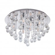 Eglo Almonte stropna svetilka Ø 500 ↕ 300