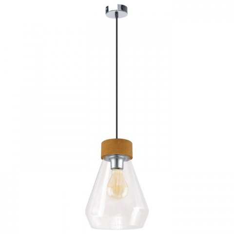 Eglo Brixham viseča svetilka Ø 210 ↕ 1100