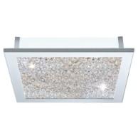Eglo Auriga Crystal stropna svetilka 385 x 385, ↕ 125