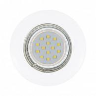 Eglo Peneto vgradna svetilka bele barve 3 W 3000 K  Ø 78 3 SET