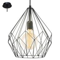 Eglo Vintage Carlton  viseča svetilka  Ø 310 ↕ 1100