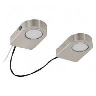 Eglo Lavaio kuhinjska podelementna svetilka ↔ 140 ↕ 30 2-set