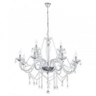 Eglo Glass Chandelier viseča svetilka Ø 1000 ↕ 1100