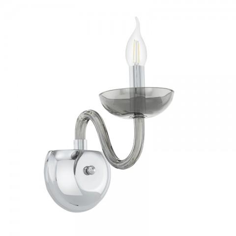 Eglo Glass Chandelier stenska svetilka 120 x 230
