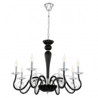 Eglo Glass Chandelier viseča svetilka Ø 760 ↕ 1100