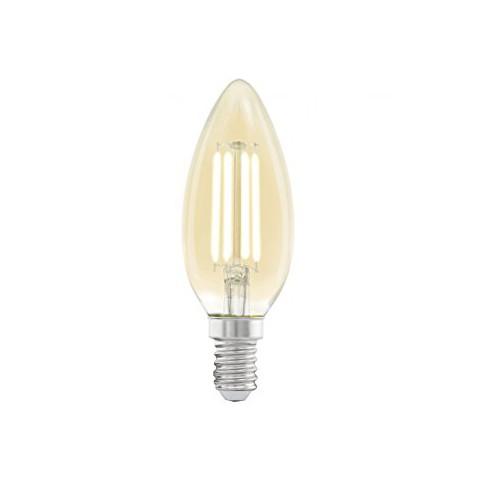 Eglo LED Vintage Style Filament sijalka E14 4 W