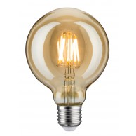 Paulmann LED Gold Filament sijalka E27 6 W zatemljiva
