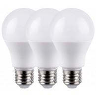 LED sijalka E27 12 W 3000 K Ø 60 ↕ 114 3 kosi
