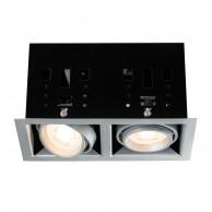 Paulmann Premium Cardano GU10 vgradna svetilka 202 x 108 ↕ 180 zatemljiva