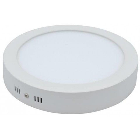 LED stropna svetilka Ø 225 ↕ 35 18 W 2700 K