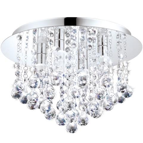 Eglo Almonte kopalniška svetilka IP44 Ø 350 ↕ 230
